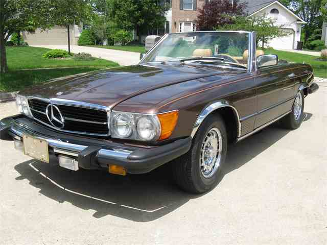 Picture of '80 450SL - L5VN
