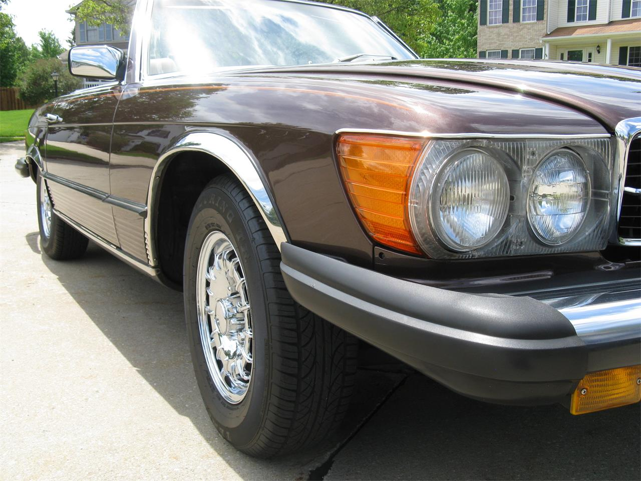 Large Picture of '80 450SL - L5VN