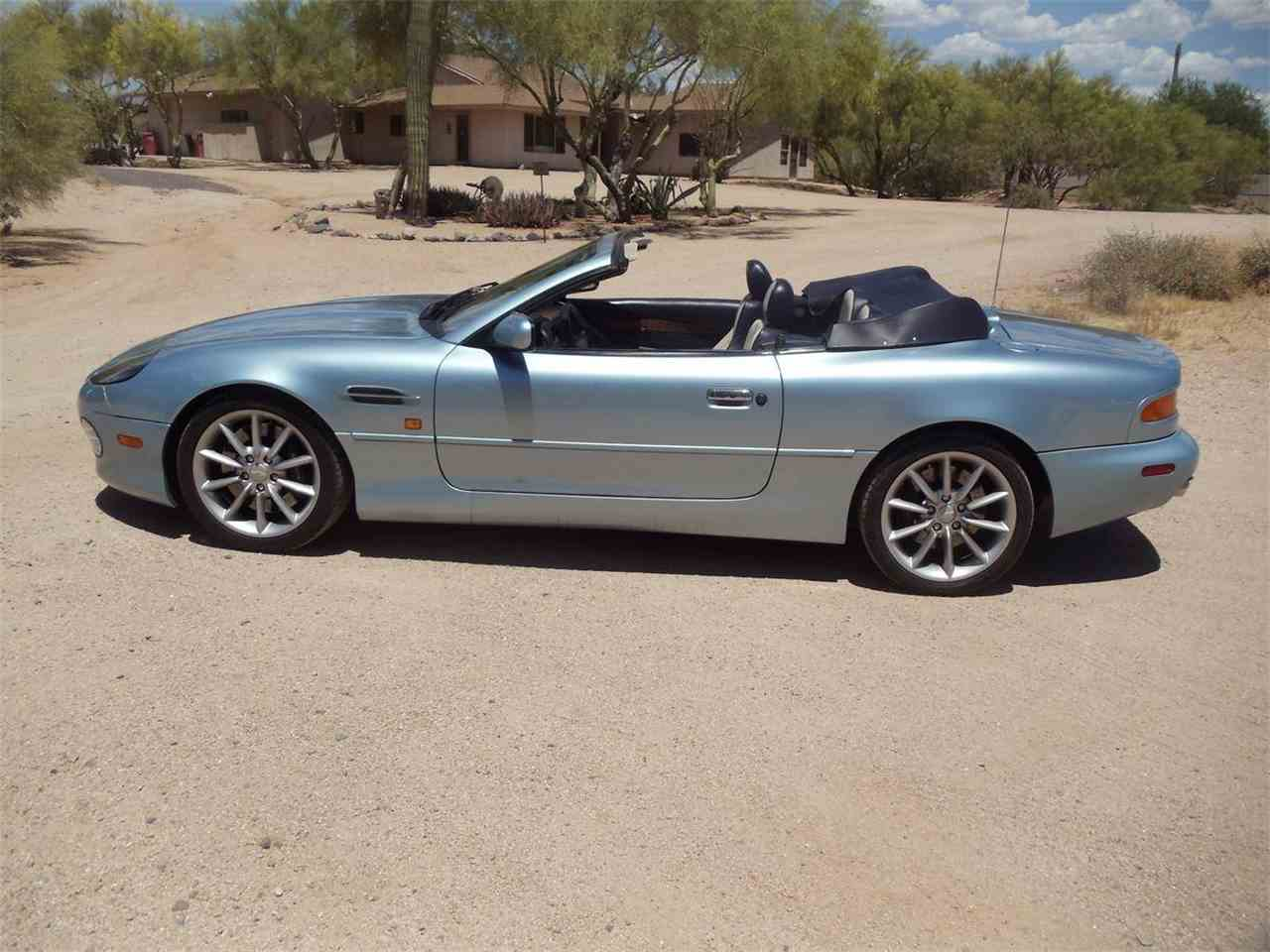 Large Picture of 2000 Aston Martin DB7 Vantage Volante located in Arizona Auction Vehicle Offered by Autostore Unique - L5VQ