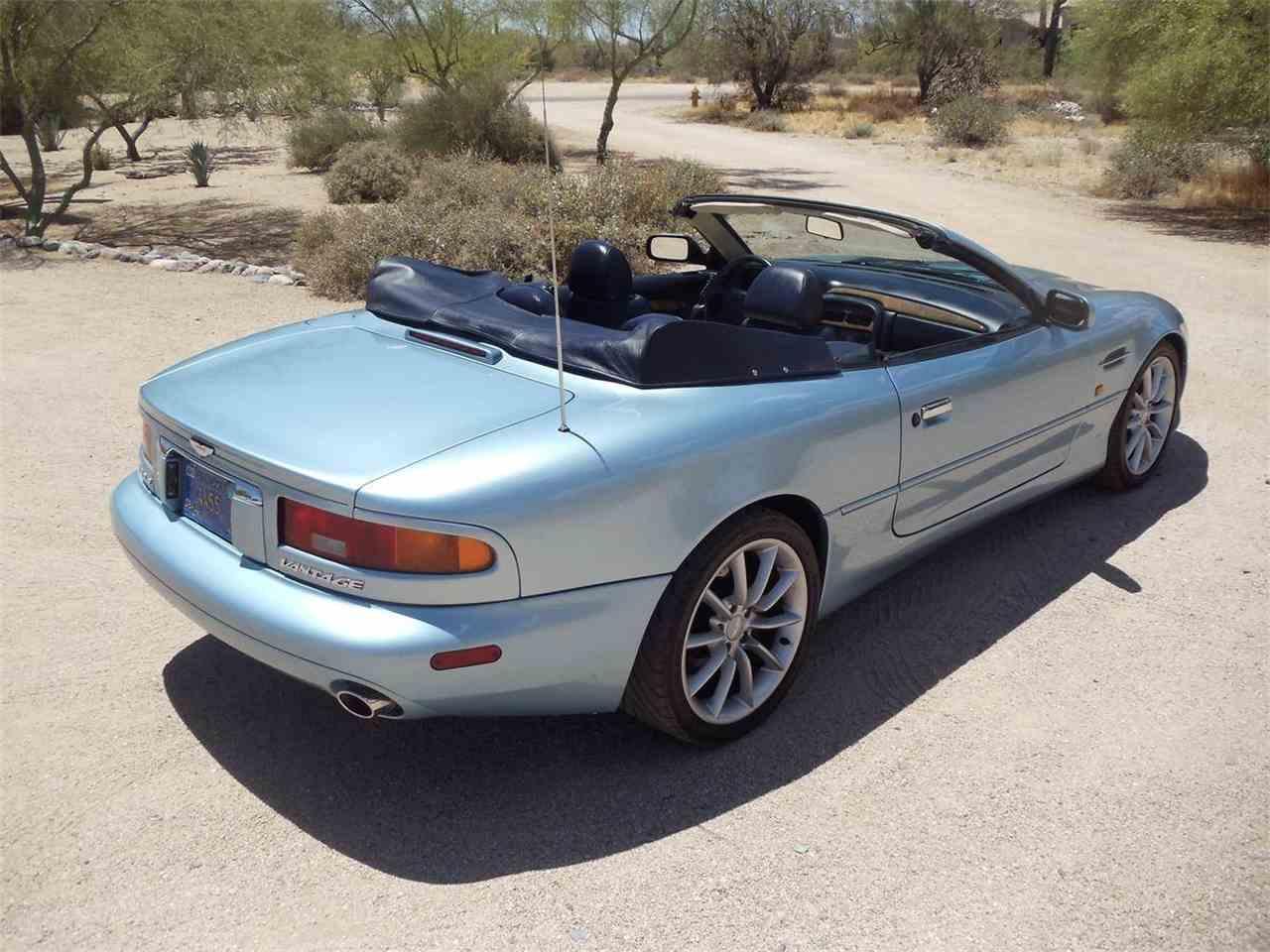 Large Picture of 2000 DB7 Vantage Volante located in Scottsdale Arizona - L5VQ