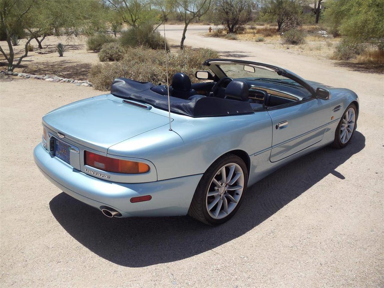 Large Picture of '00 DB7 Vantage Volante - L5VQ