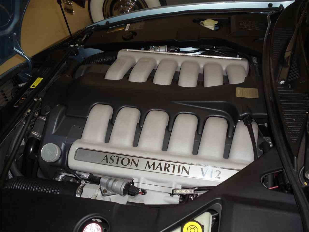 Large Picture of 2000 DB7 Vantage Volante Auction Vehicle - L5VQ