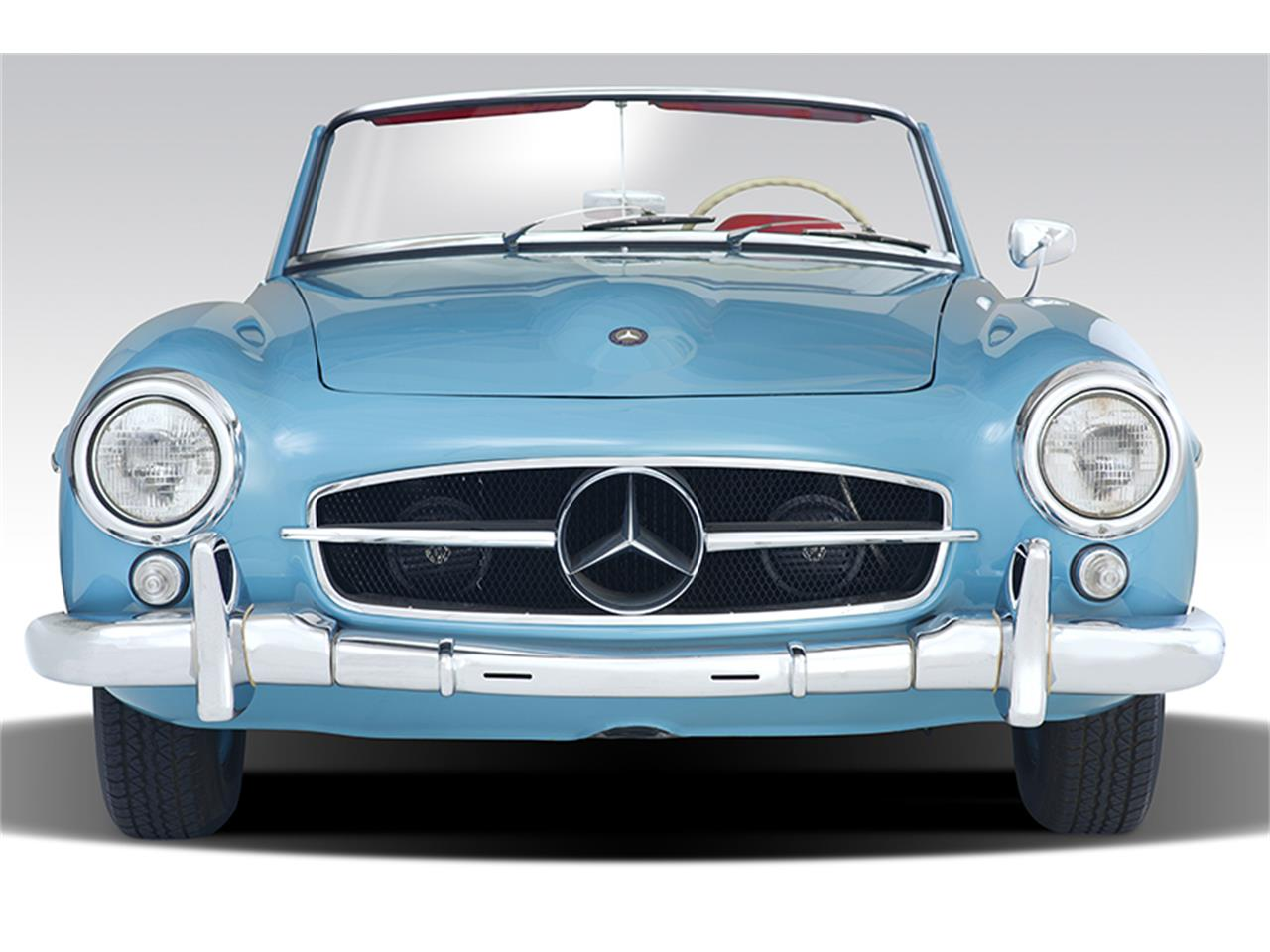 Large Picture of '60 190SL - L5WJ