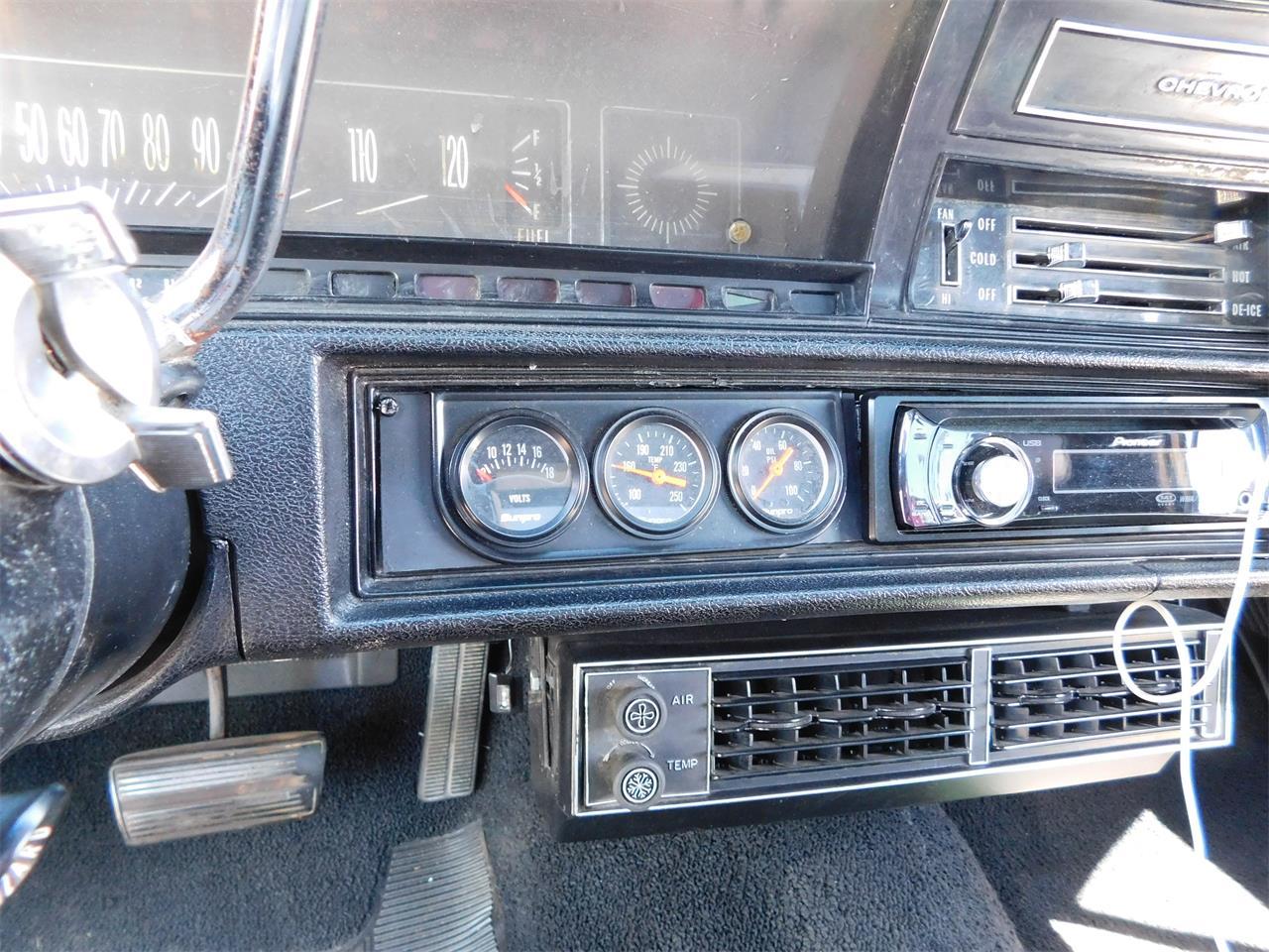 Large Picture of 1972 Chevrolet El Camino located in Utah - L5WP
