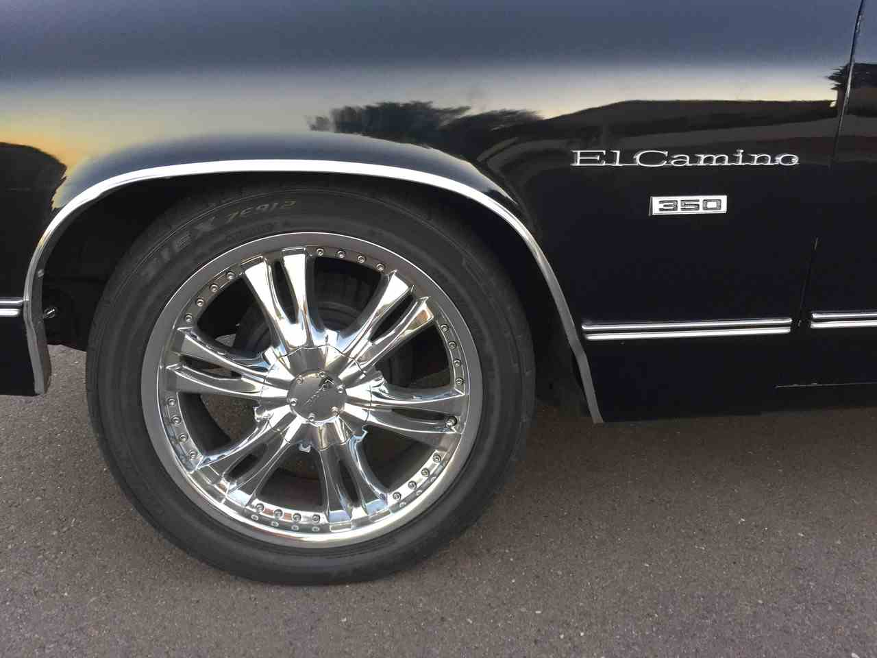 Large Picture of '72 El Camino - L5WP