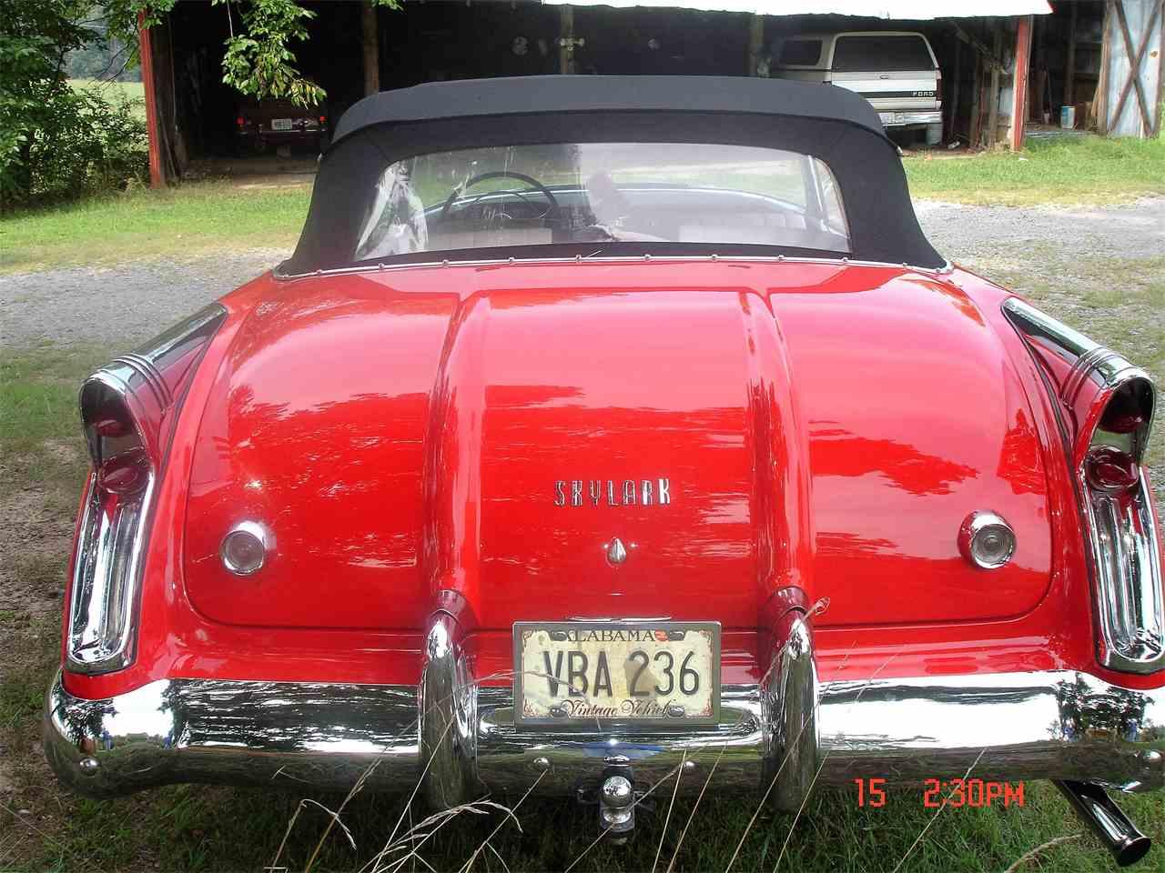 Large Picture of '54 Skylark - L5WV