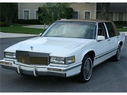 Picture of '91 Cadillac Sedan located in Lakeland Florida - L5XM