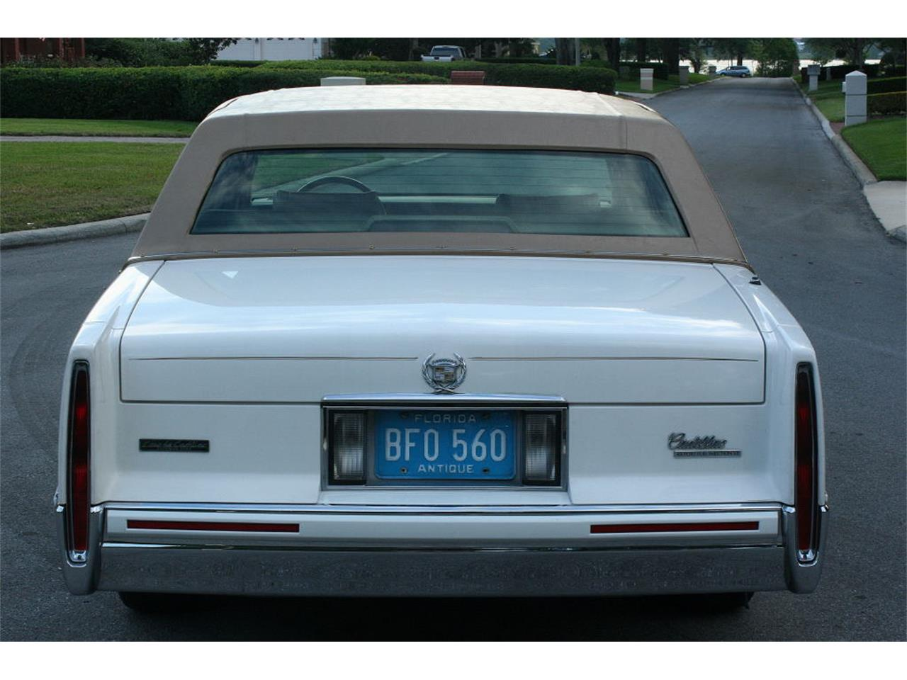 Large Picture of 1991 Cadillac Sedan located in Florida Offered by MJC Classic Cars - L5XM