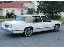 Picture of 1991 Cadillac Sedan located in Florida Offered by MJC Classic Cars - L5XM