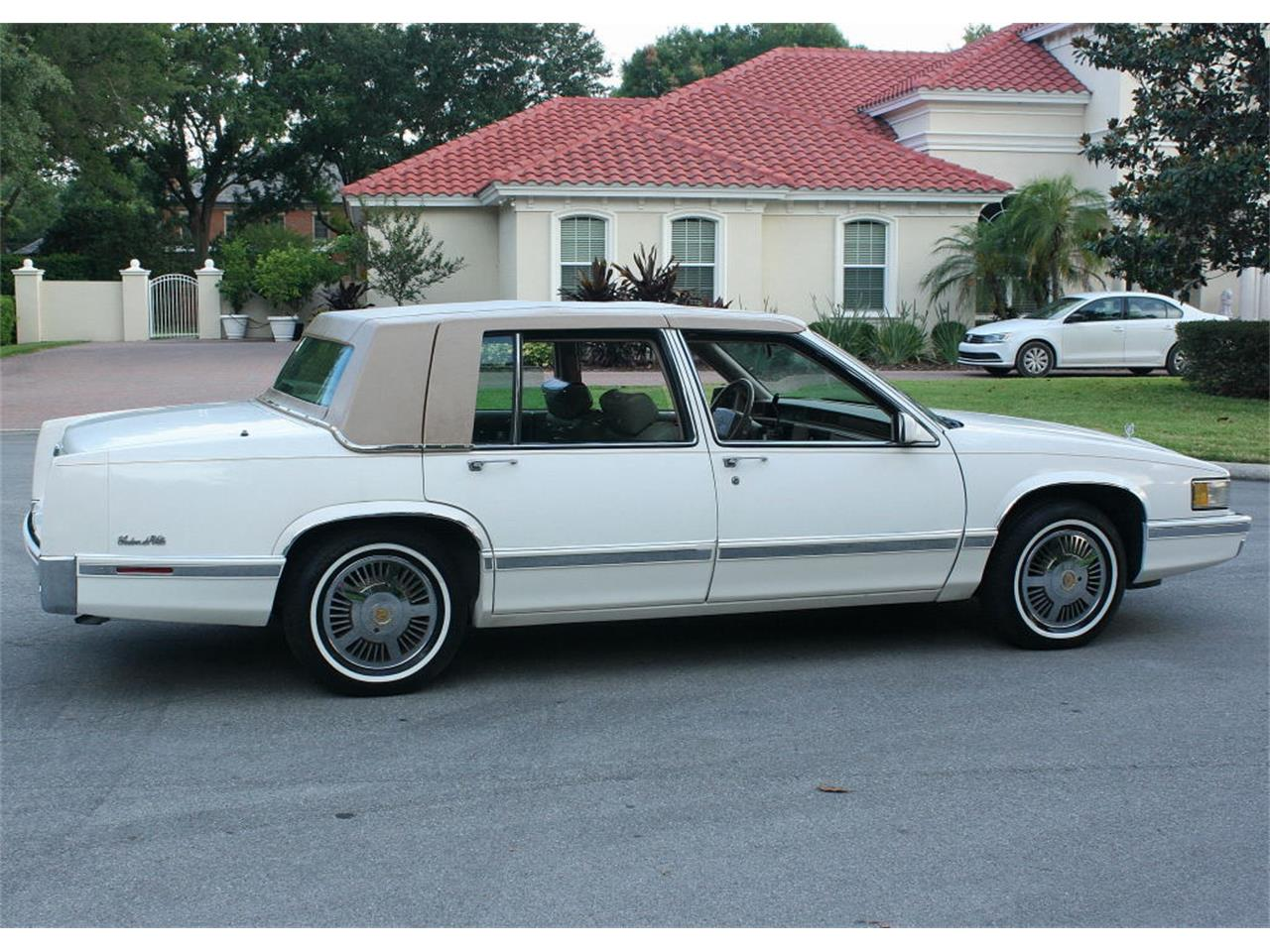 Large Picture of 1991 Cadillac Sedan Offered by MJC Classic Cars - L5XM