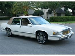 Picture of '91 Cadillac Sedan - $9,500.00 Offered by MJC Classic Cars - L5XM