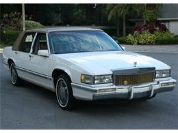 Picture of '91 Cadillac Sedan located in Florida - L5XM