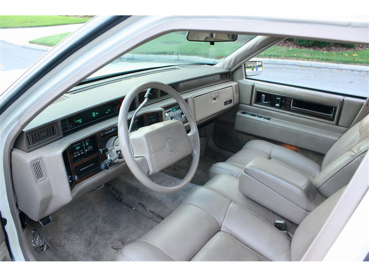 Large Picture of 1991 Cadillac Sedan located in Florida - $9,500.00 Offered by MJC Classic Cars - L5XM