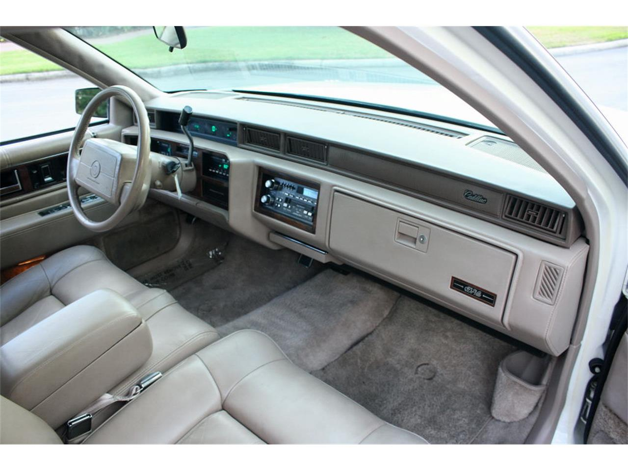 Large Picture of '91 Cadillac Sedan located in Florida - $9,500.00 Offered by MJC Classic Cars - L5XM