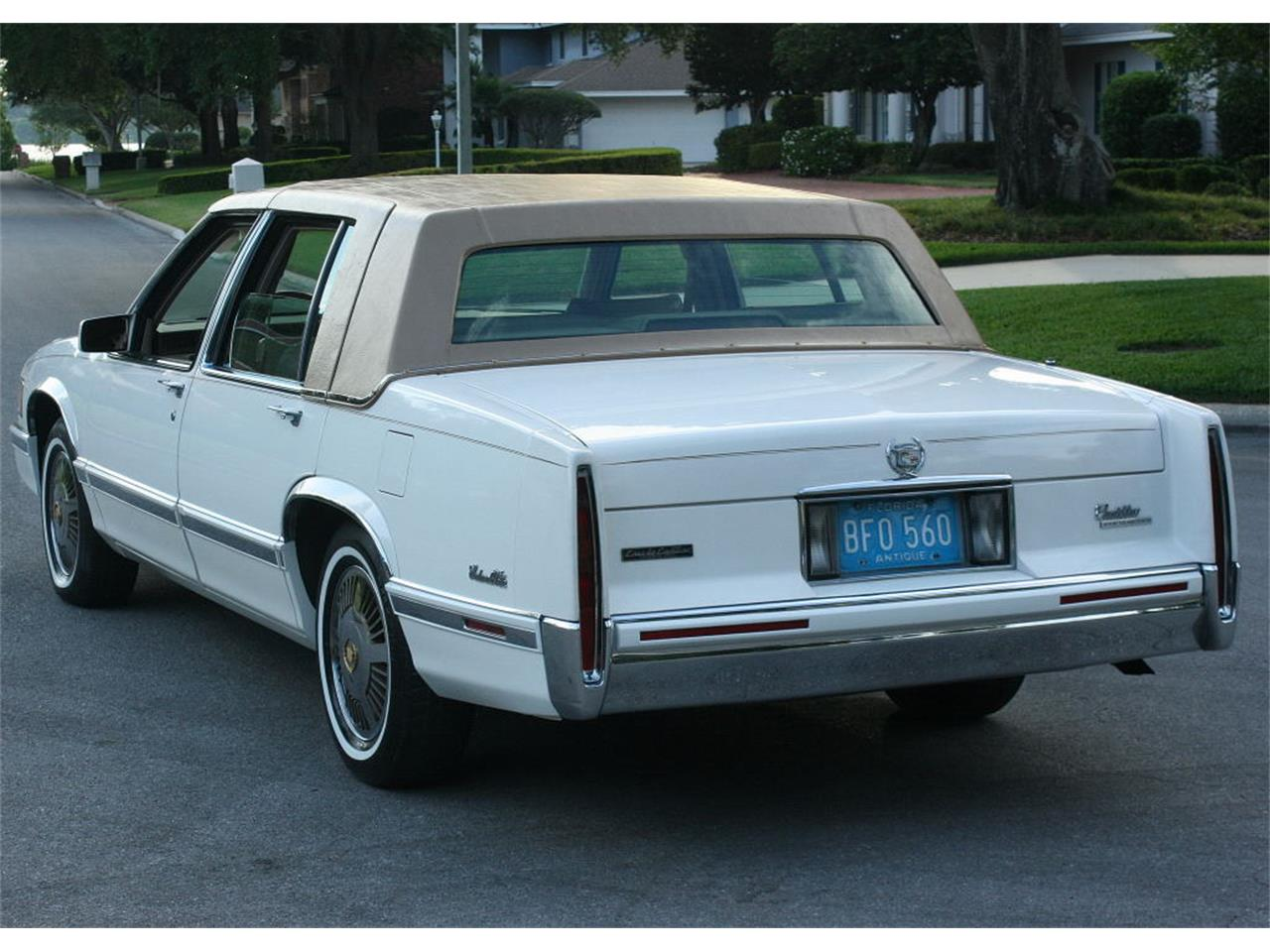 Large Picture of 1991 Cadillac Sedan located in Florida - L5XM