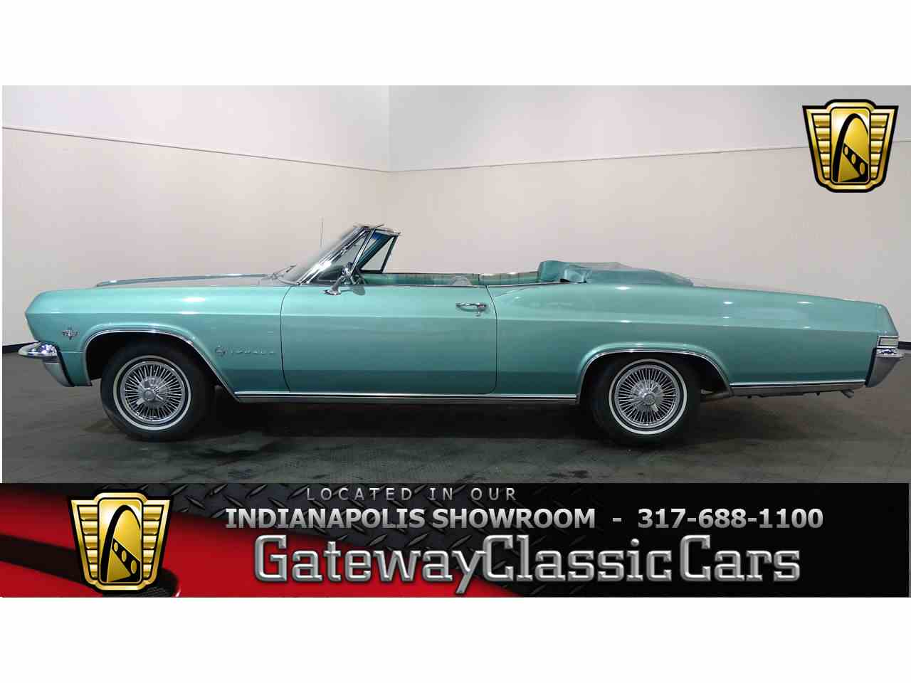 Large Picture of 1965 Chevrolet Impala located in Indiana - $34,995.00 - L5YV