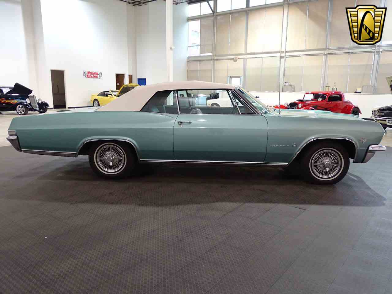 Large Picture of 1965 Impala - $34,995.00 Offered by Gateway Classic Cars - Indianapolis - L5YV