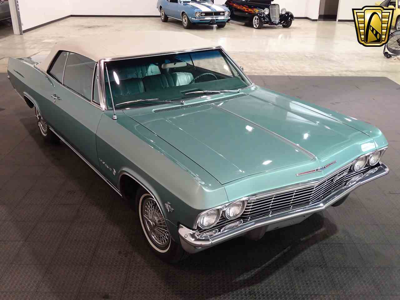 Large Picture of '65 Chevrolet Impala Offered by Gateway Classic Cars - Indianapolis - L5YV