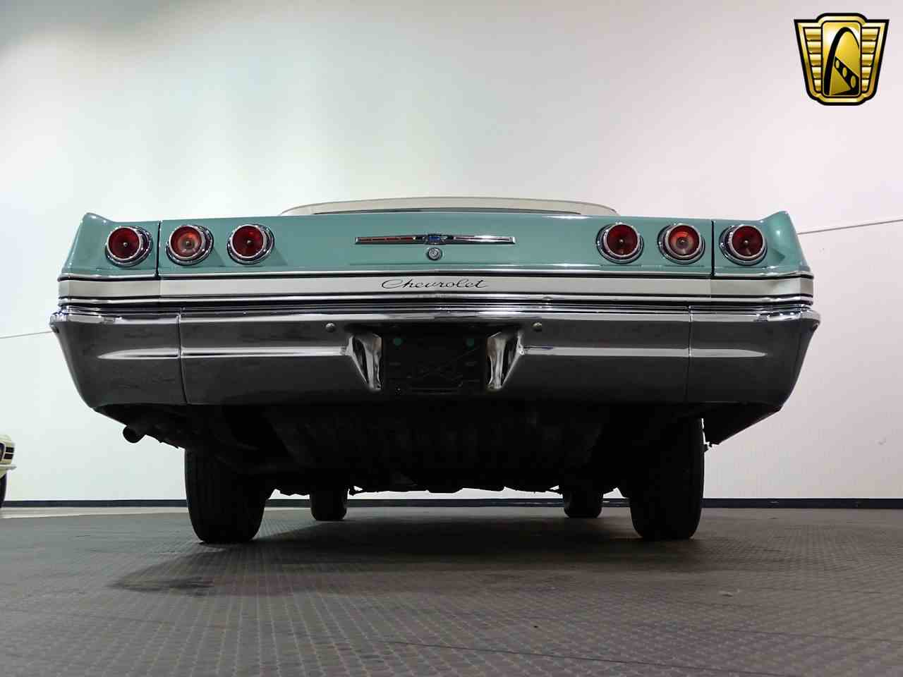 Large Picture of 1965 Chevrolet Impala - $34,995.00 Offered by Gateway Classic Cars - Indianapolis - L5YV