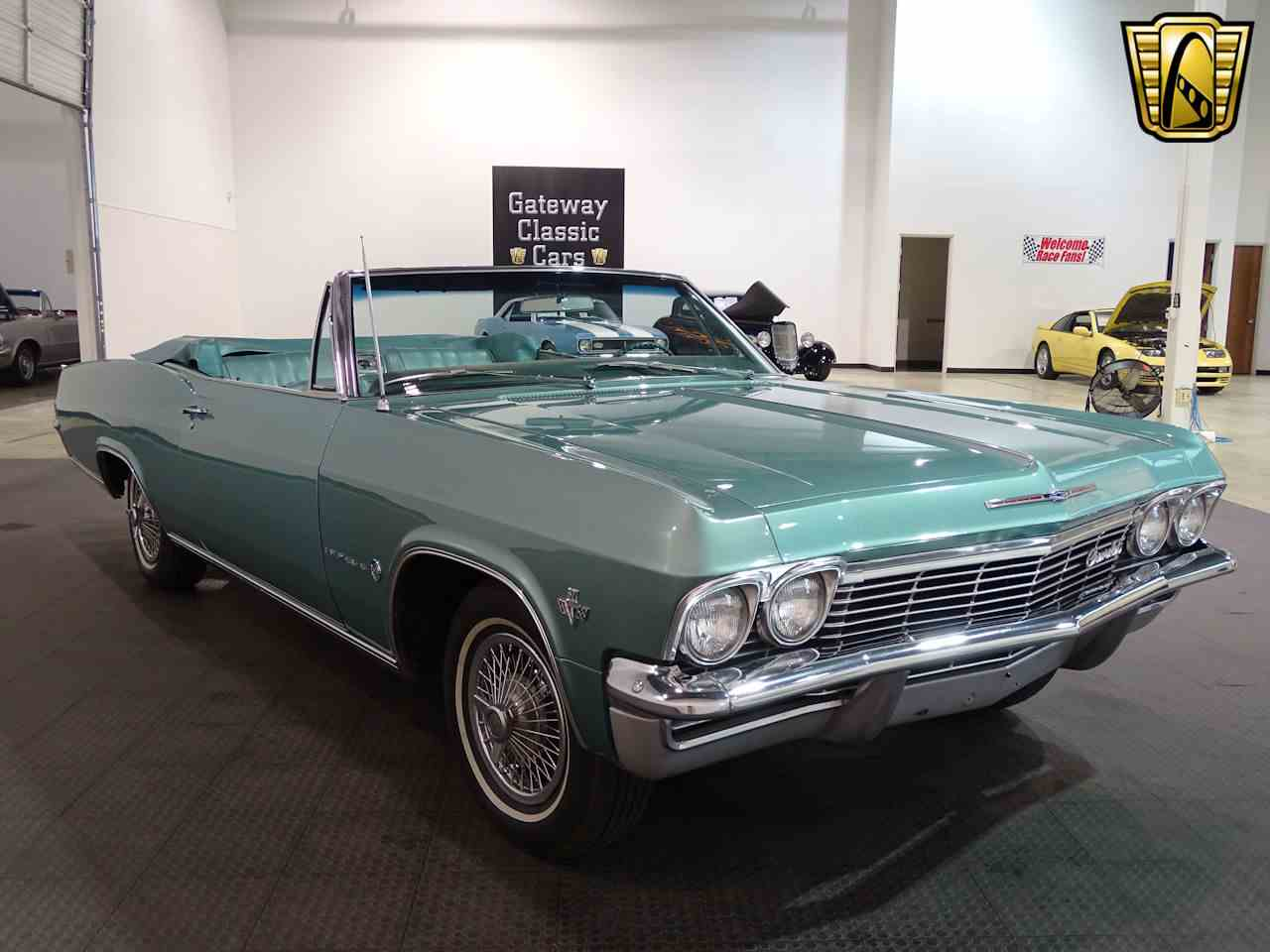 Large Picture of 1965 Chevrolet Impala located in Indiana - L5YV