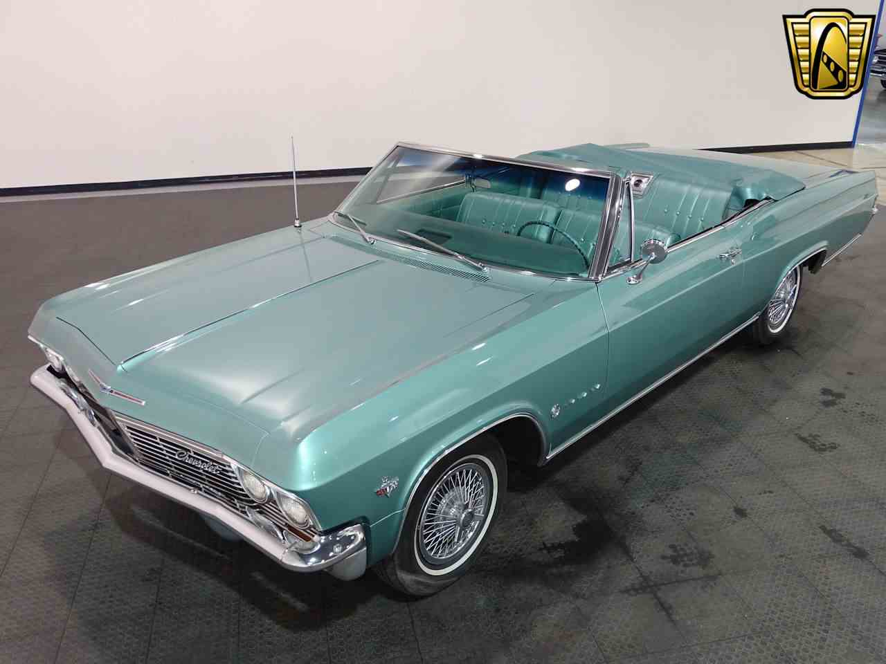 Large Picture of Classic 1965 Impala - $34,995.00 Offered by Gateway Classic Cars - Indianapolis - L5YV