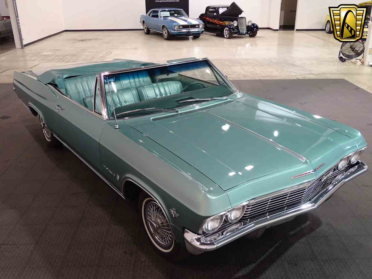 Large Picture of Classic '65 Chevrolet Impala located in Indiana - $34,995.00 Offered by Gateway Classic Cars - Indianapolis - L5YV