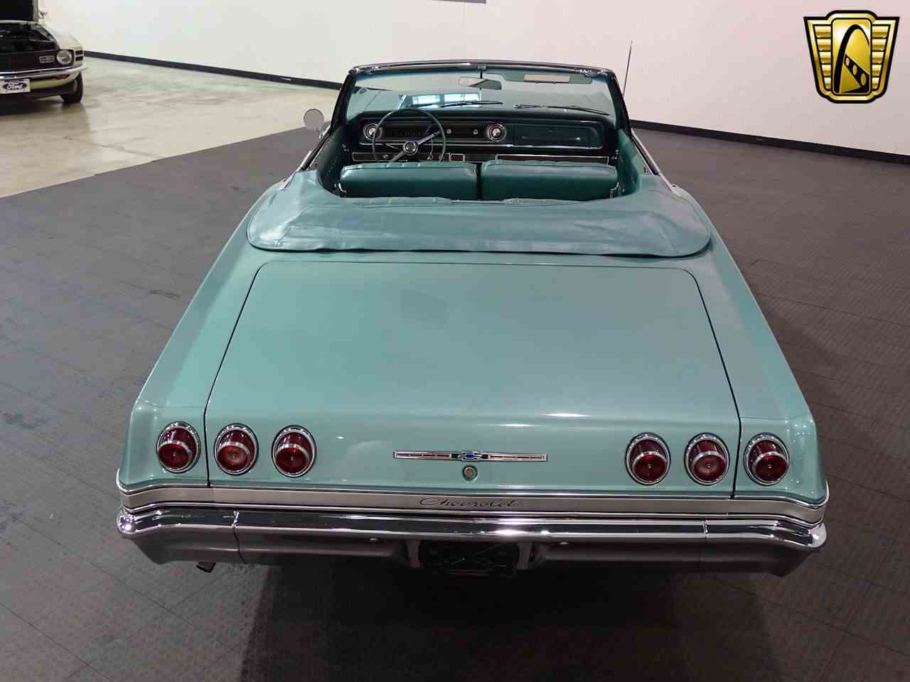 Large Picture of Classic '65 Chevrolet Impala Offered by Gateway Classic Cars - Indianapolis - L5YV