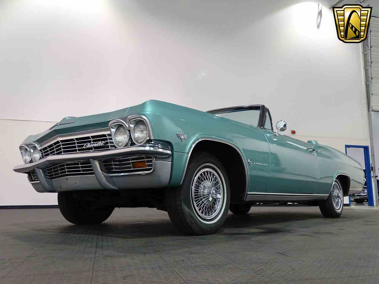 Large Picture of Classic 1965 Impala located in Indianapolis Indiana - $34,995.00 - L5YV