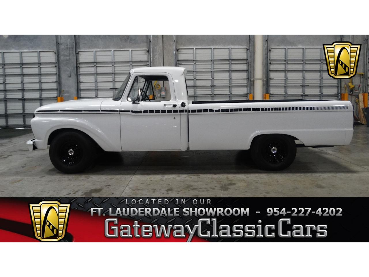 Large Picture of '65 Ford F100 located in Coral Springs Florida - $18,595.00 - L5YY