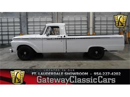 Picture of Classic 1965 F100 located in Florida - $18,595.00 Offered by Gateway Classic Cars - Fort Lauderdale - L5YY