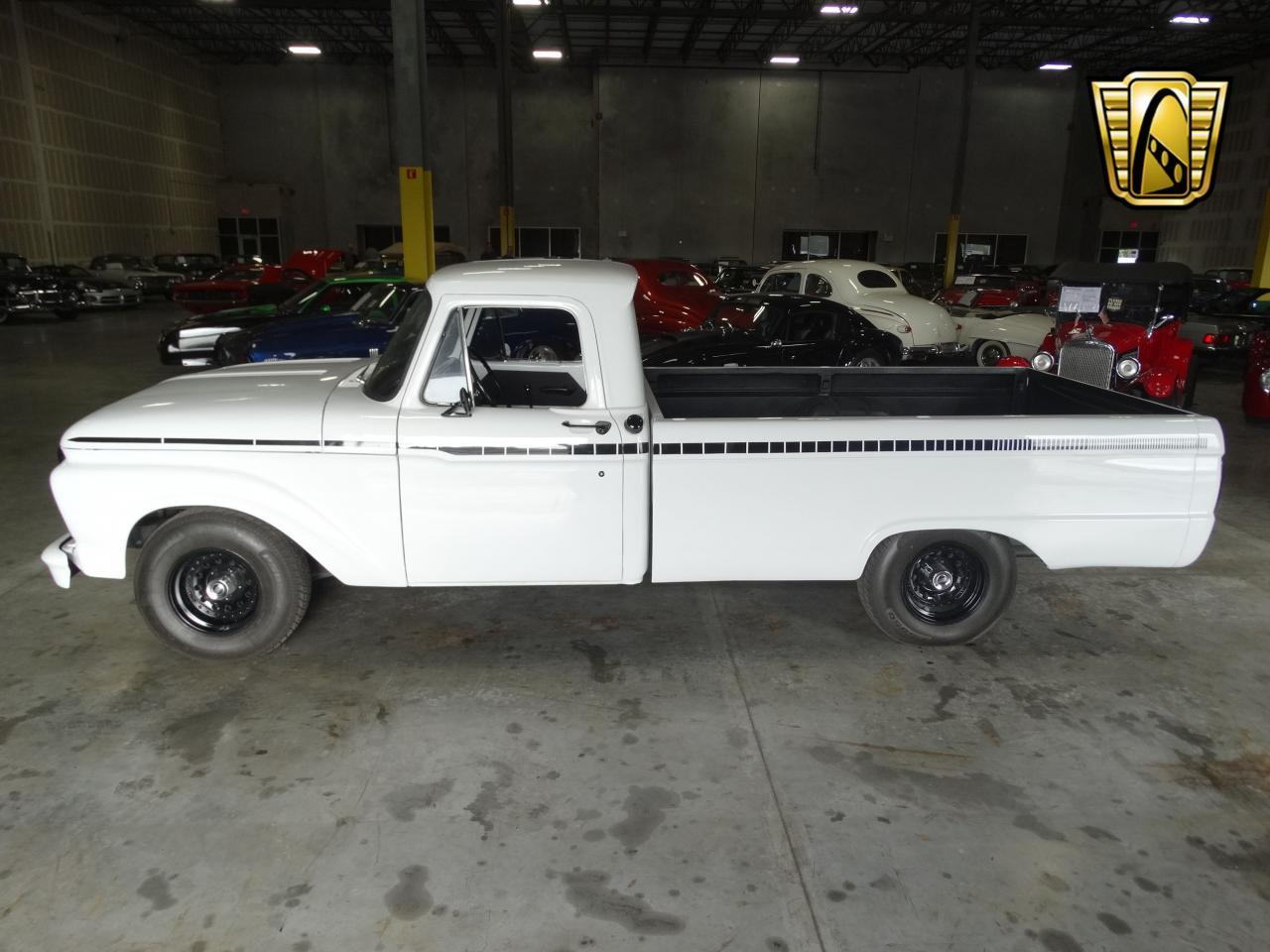 Large Picture of Classic '65 Ford F100 located in Coral Springs Florida Offered by Gateway Classic Cars - Fort Lauderdale - L5YY