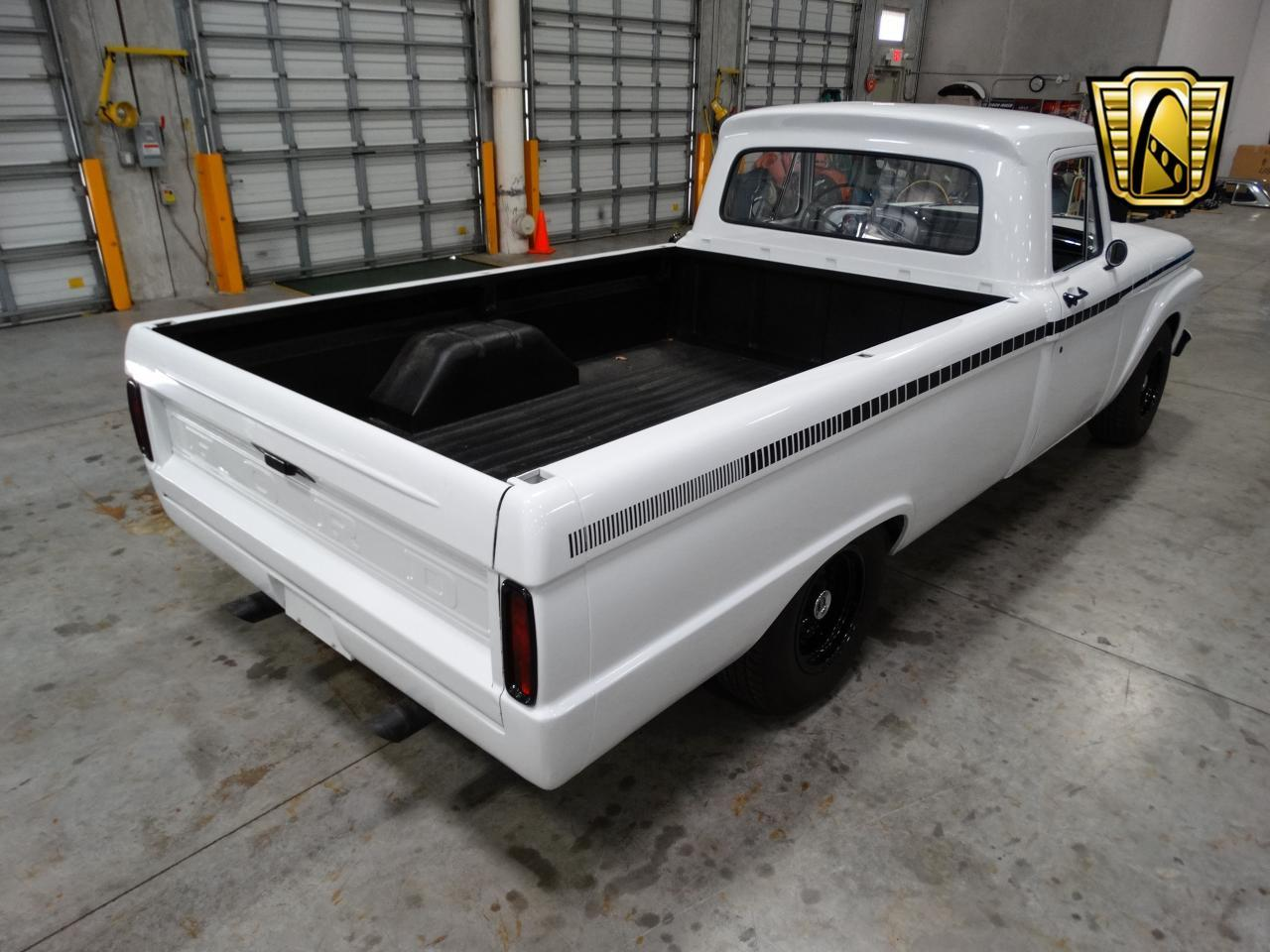 Large Picture of 1965 Ford F100 located in Coral Springs Florida - $18,595.00 Offered by Gateway Classic Cars - Fort Lauderdale - L5YY