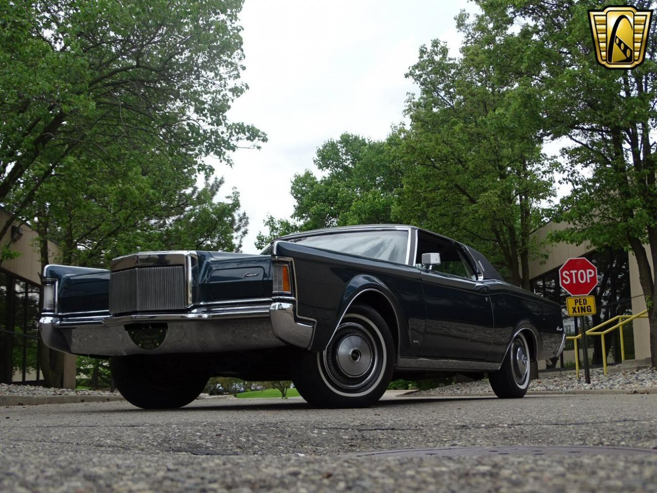 Large Picture of '70 Continental - L5YZ