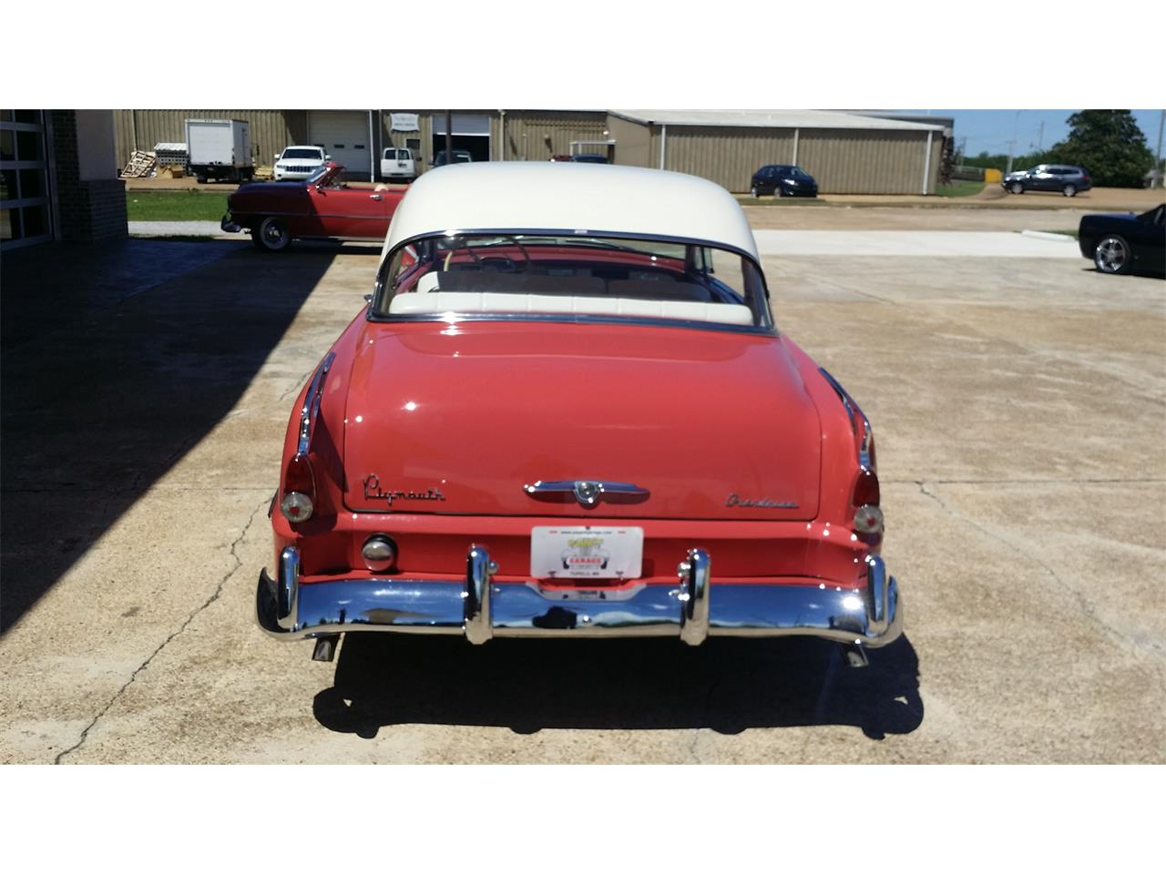 1954 plymouth belvedere for sale cc 980752. Black Bedroom Furniture Sets. Home Design Ideas