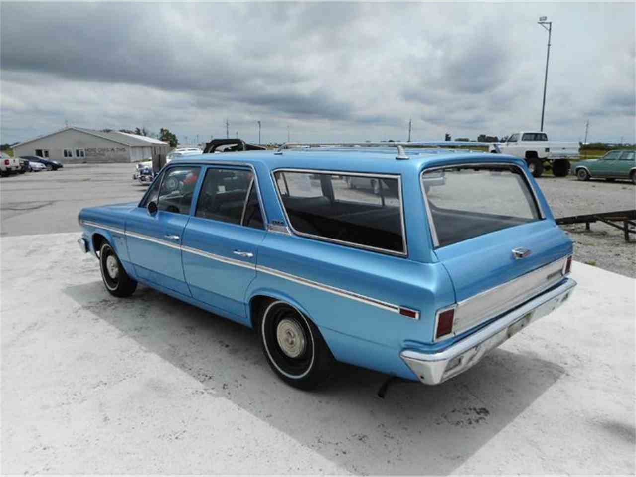 Large Picture of '69 440 Wagon - L5ZC