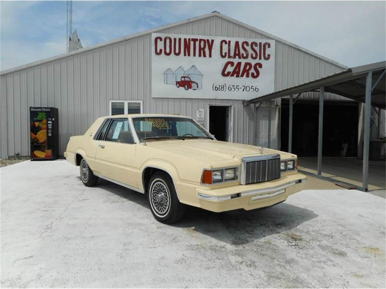 Large Picture of '80 Mercury Cougar - L5ZI