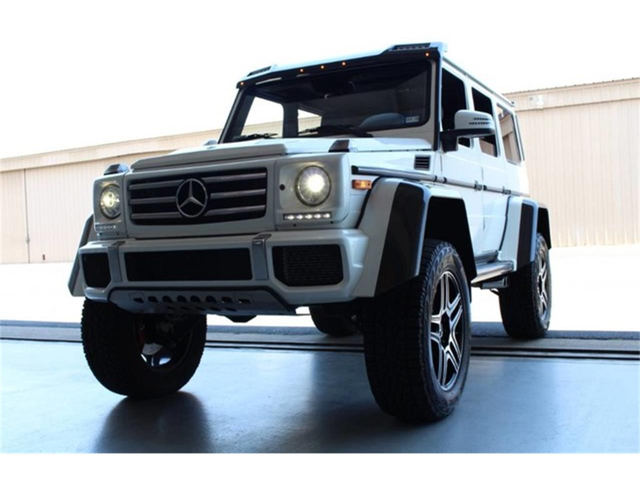 Large Picture of '17 G-Class - L605