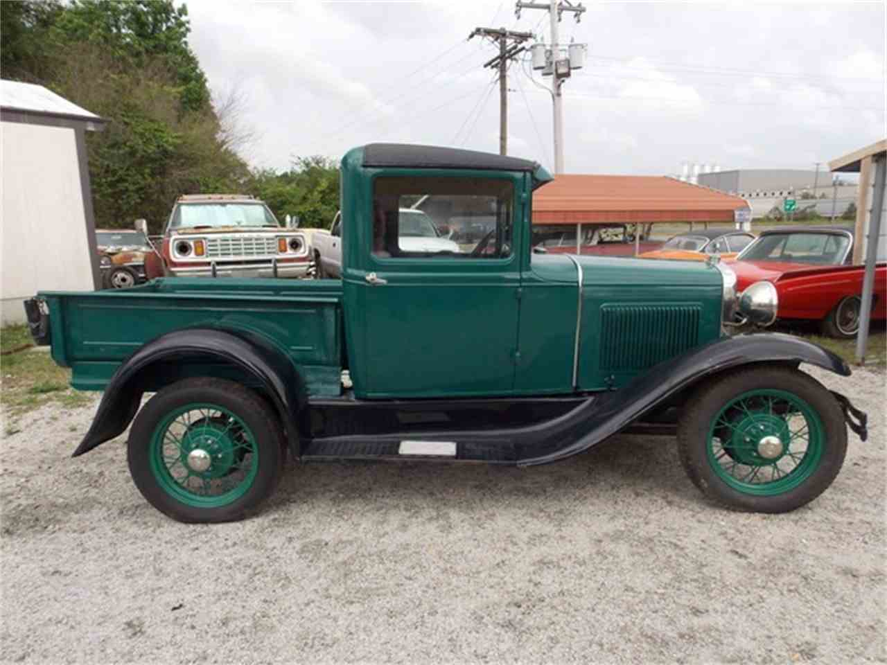 Large Picture of '31 Model A - L60A