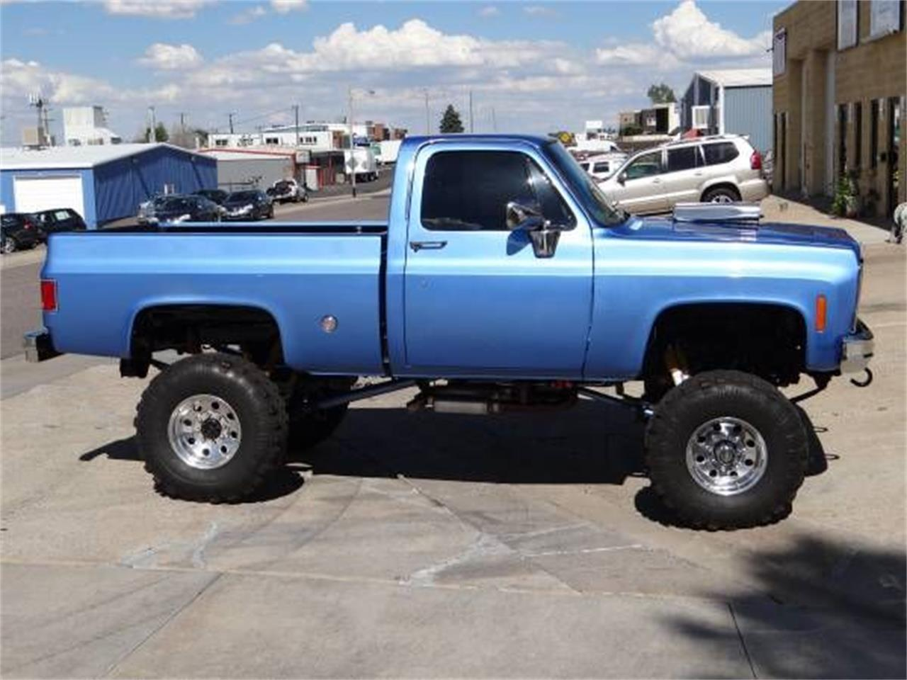 Large Picture of '78 Sierra - $33,995.00 - L60Q