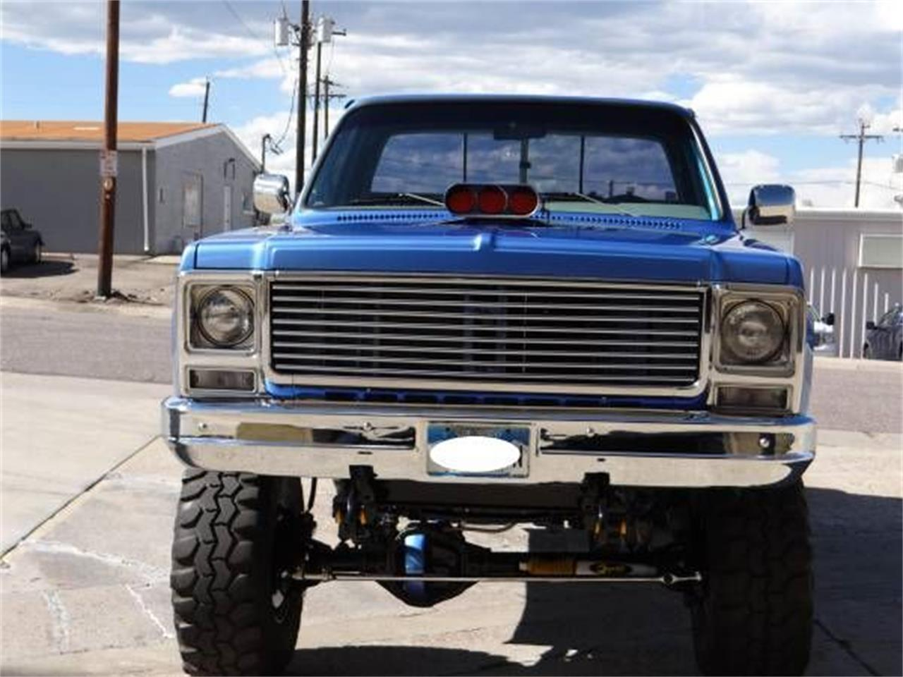 Large Picture of '78 GMC Sierra located in Michigan - $33,995.00 Offered by Classic Car Deals - L60Q