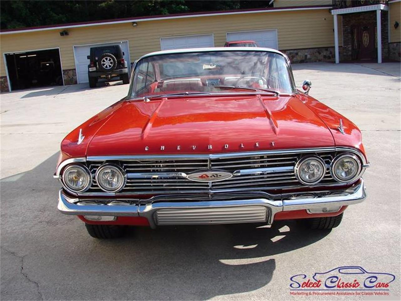 Large Picture of Classic 1960 Impala located in Hiram Georgia Offered by Select Classic Cars - L613
