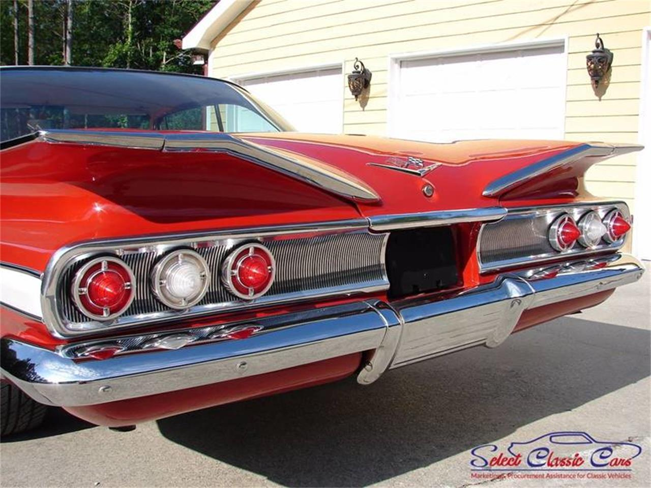 Large Picture of 1960 Chevrolet Impala - $44,500.00 Offered by Select Classic Cars - L613