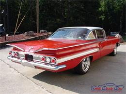 Picture of Classic '60 Chevrolet Impala - $44,500.00 Offered by Select Classic Cars - L613