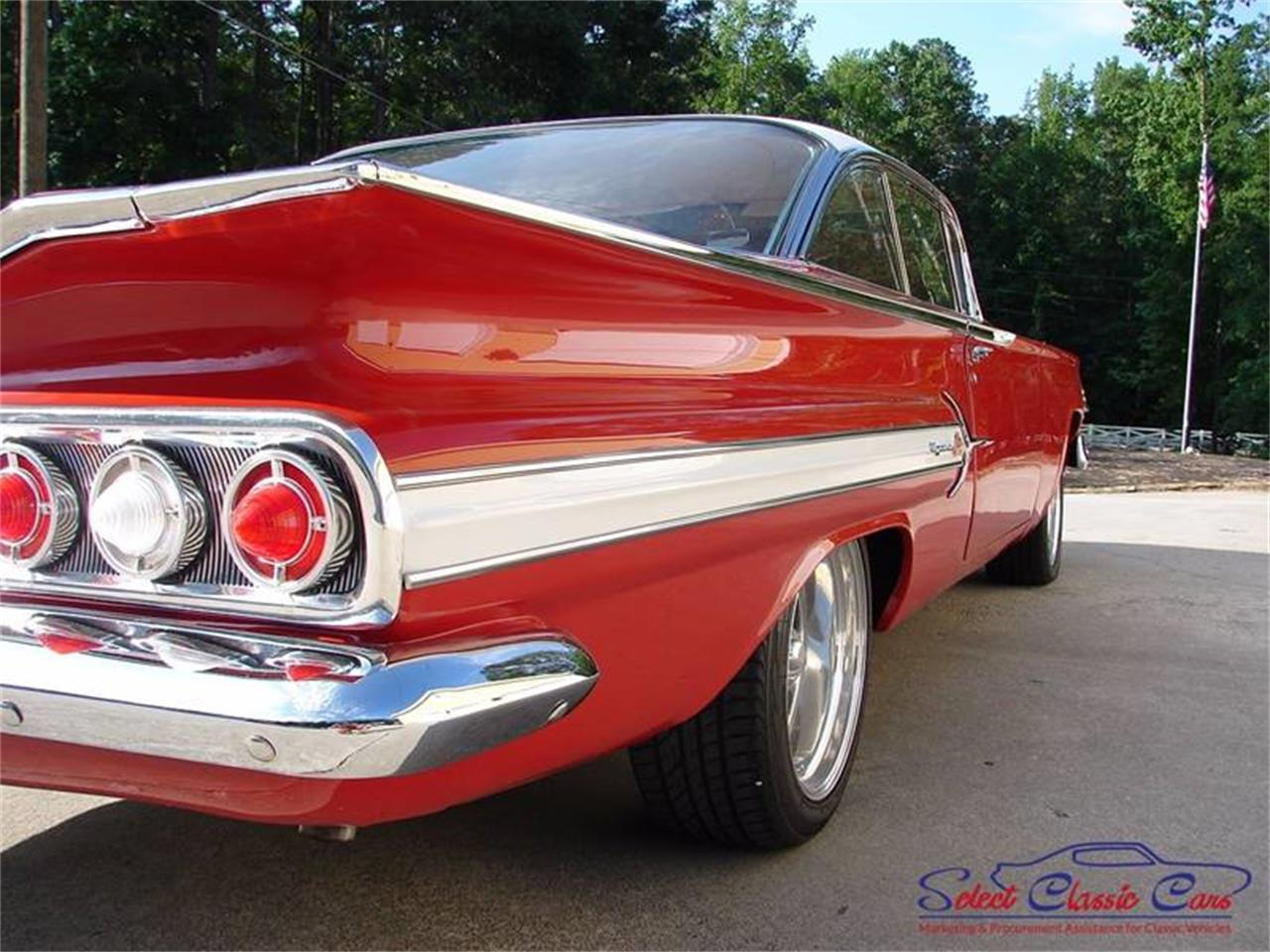 Large Picture of 1960 Impala - L613