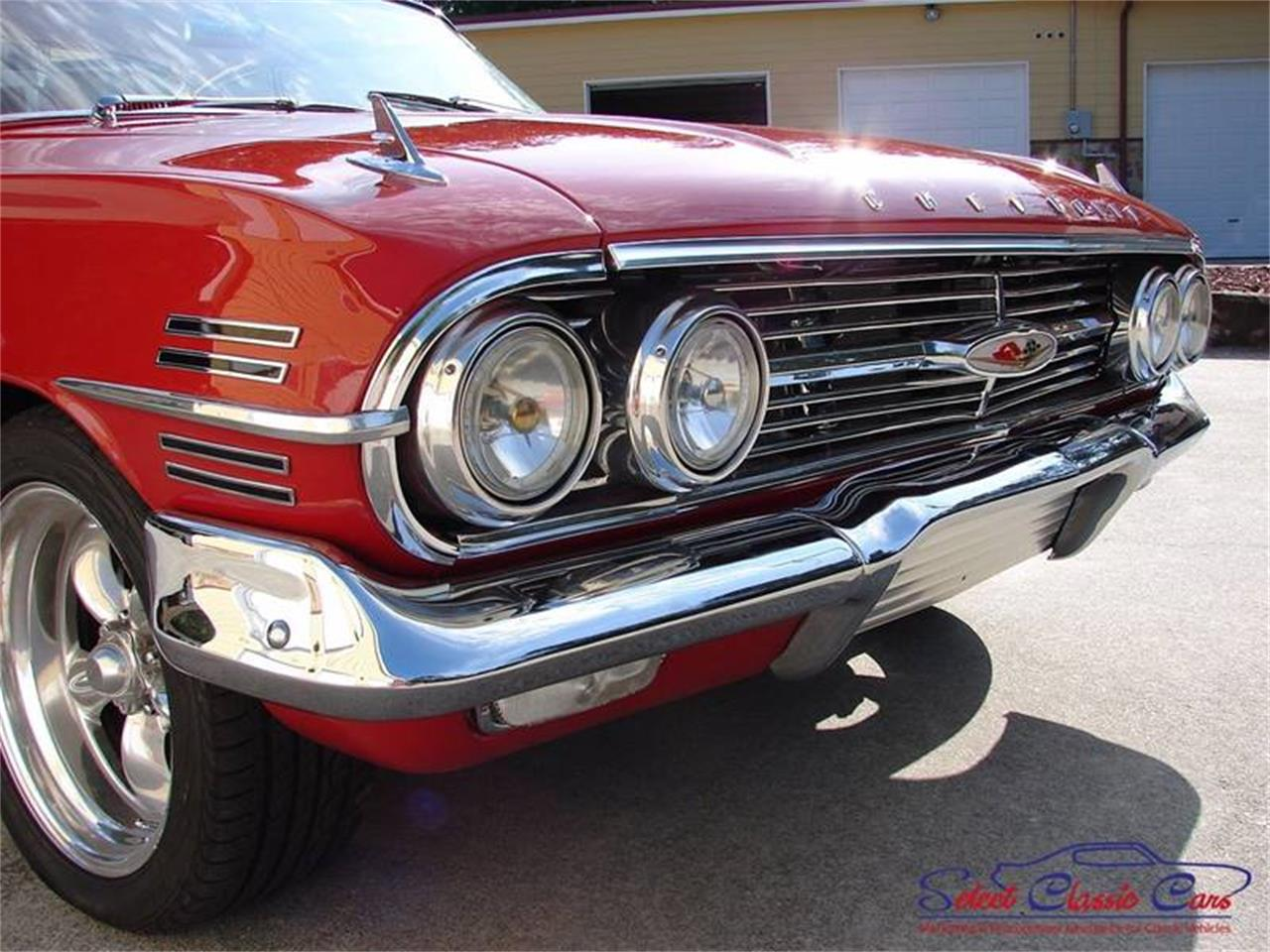 Large Picture of Classic 1960 Impala located in Georgia - L613