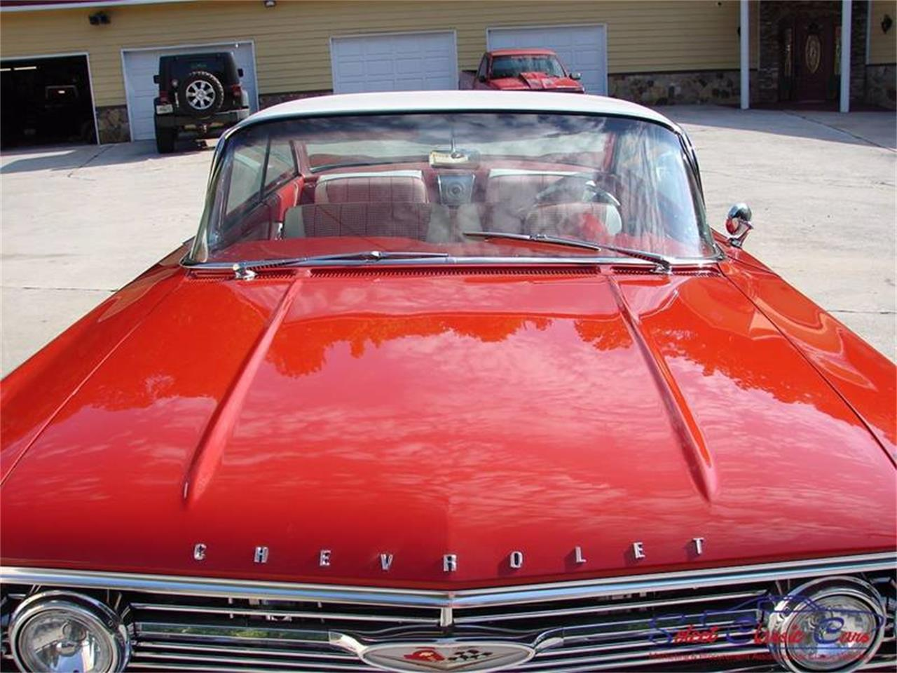 Large Picture of '60 Impala located in Georgia Offered by Select Classic Cars - L613