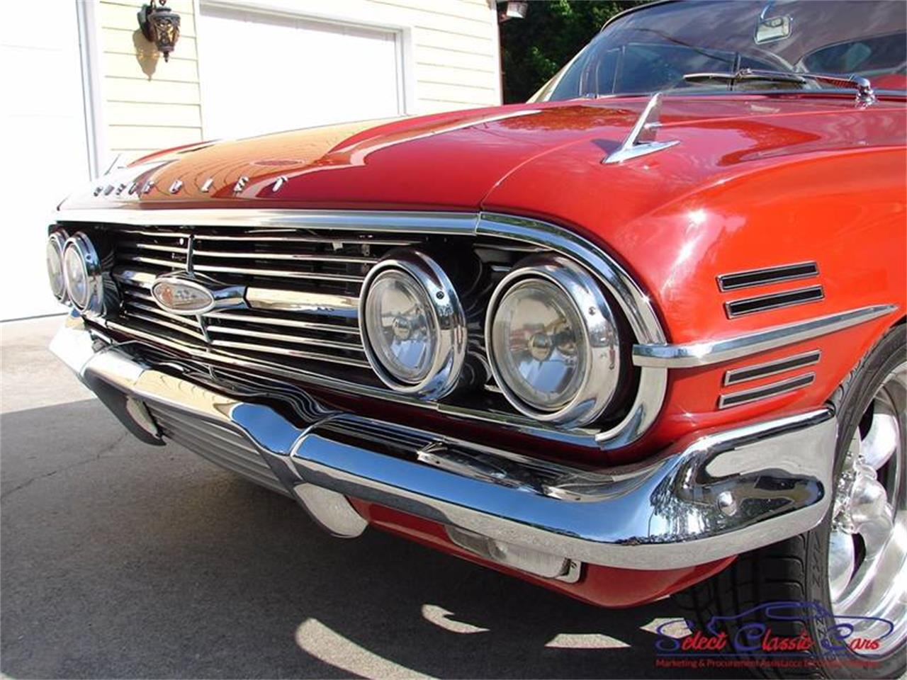 Large Picture of Classic 1960 Chevrolet Impala located in Georgia - $44,500.00 - L613