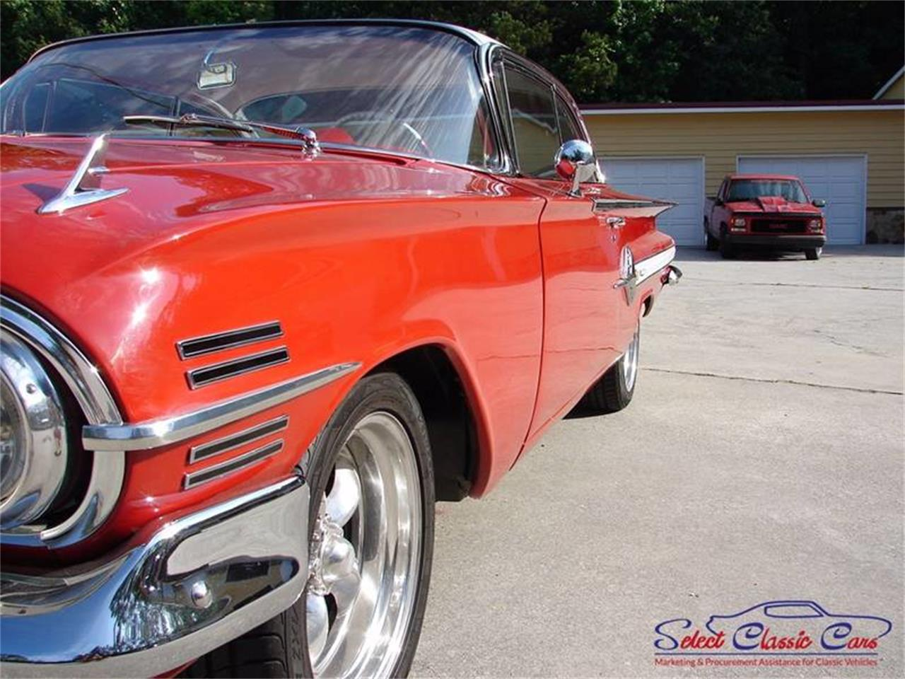 Large Picture of '60 Chevrolet Impala located in Georgia - $44,500.00 - L613