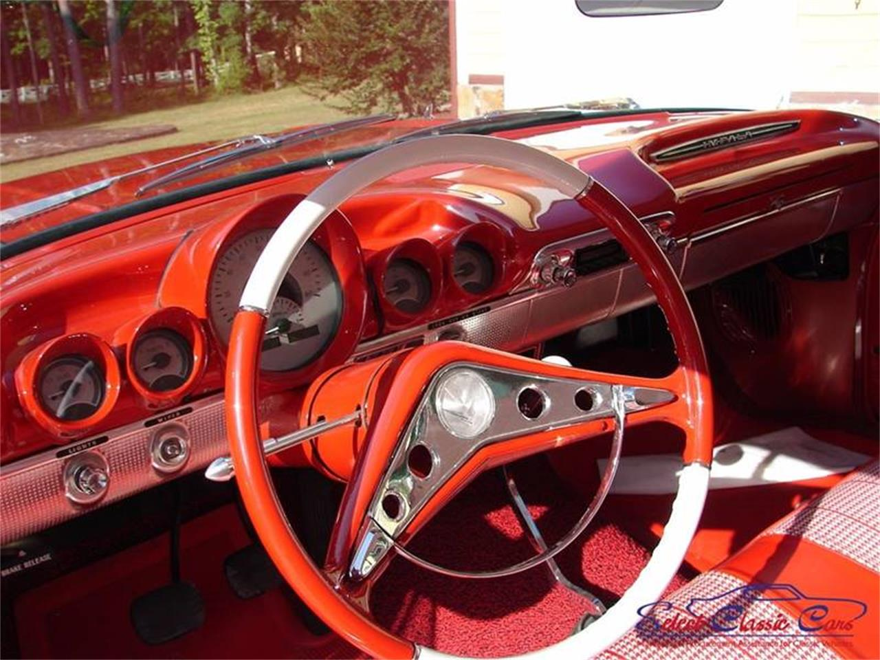 Large Picture of Classic '60 Chevrolet Impala - $44,500.00 Offered by Select Classic Cars - L613
