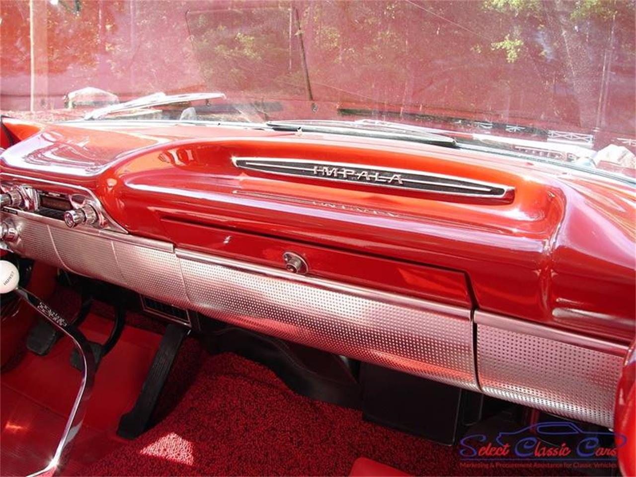 Large Picture of Classic 1960 Impala located in Georgia - $44,500.00 - L613